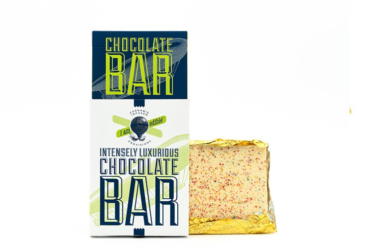 Bedrock Chocolate Bar Edibles Chocolate
