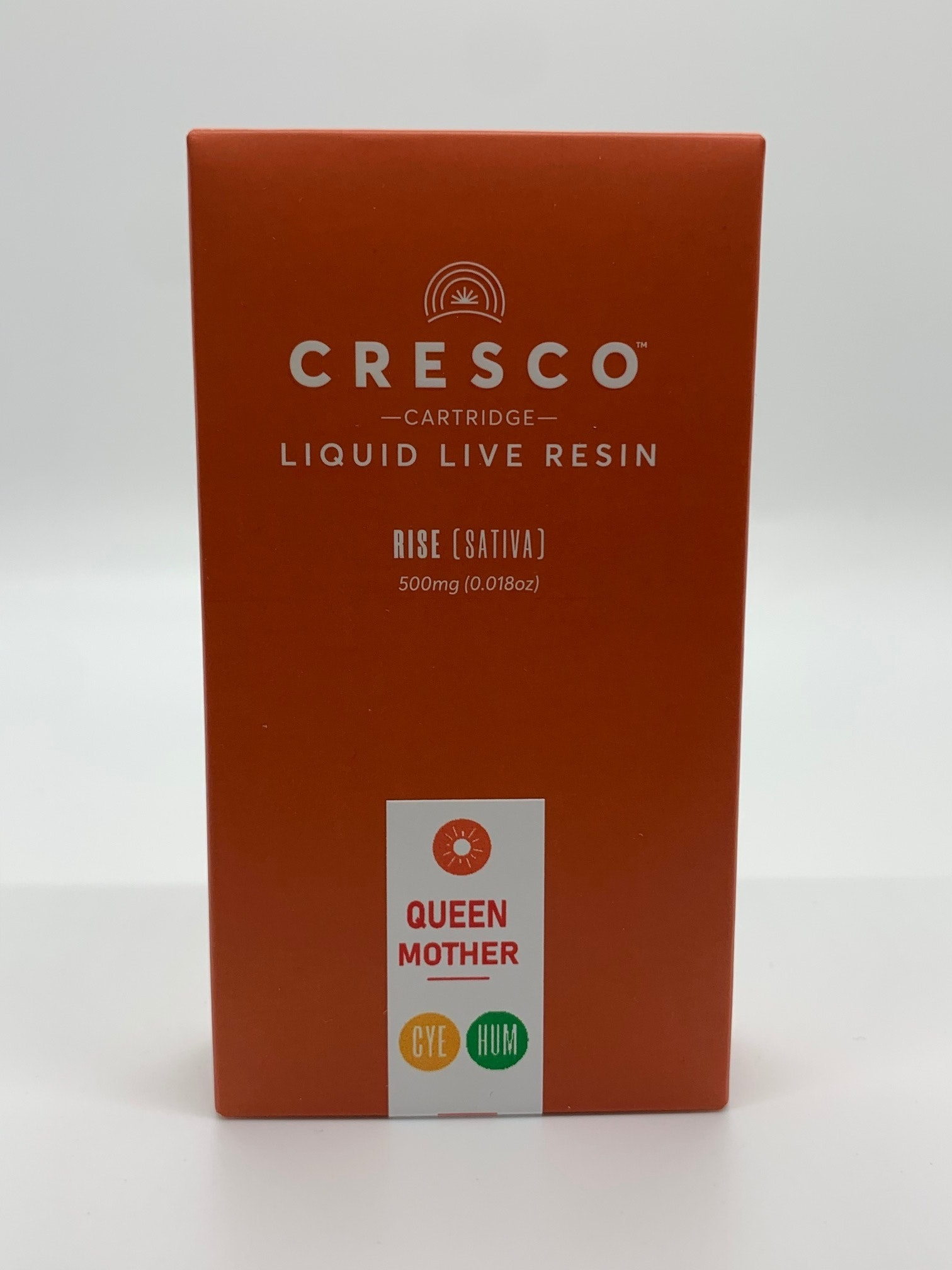 Queen Mother Live Resin Cartridge Vape Live Resin Cartridge