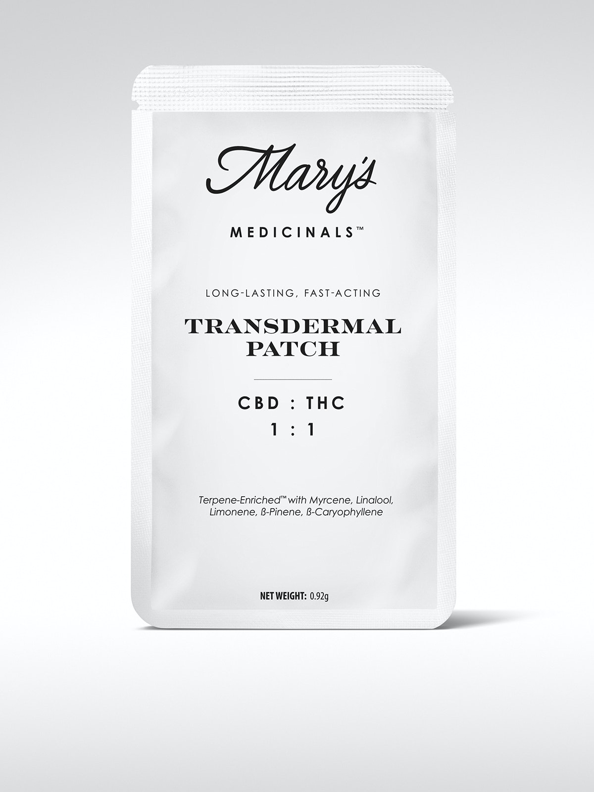 1:1 Transdermal Patch Topicals Patch