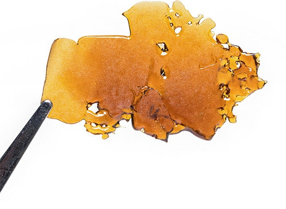 XJ-13 Concentrate Shatter